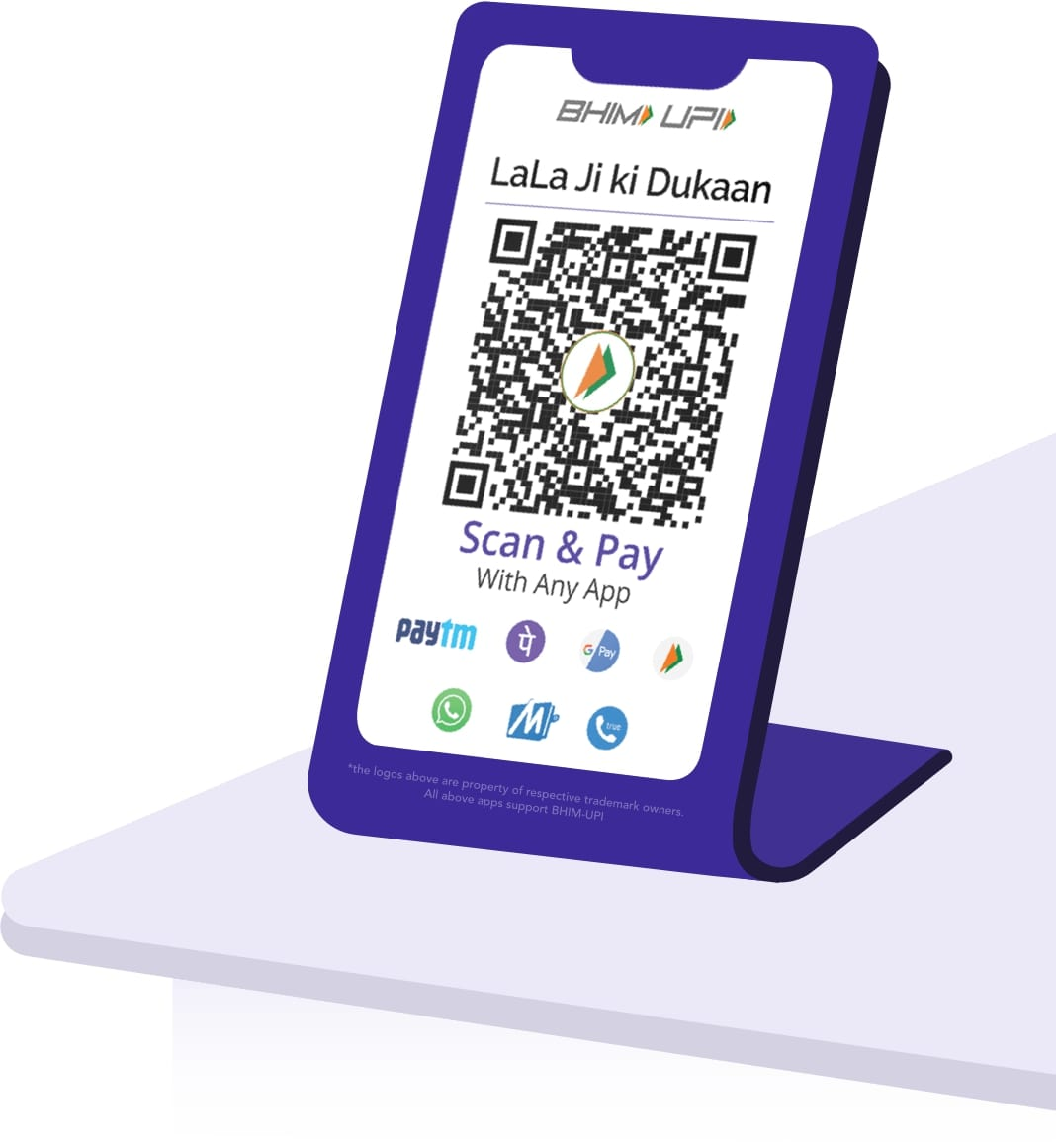 BharatPe | One QR Code for All Payment Apps | Khata Book